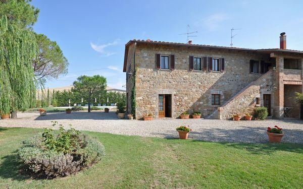 Villa Cassia, Тоскана, Баньо-Виньони