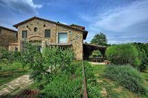 Casa Del Rosmarino, Apartment for rent in Anghiari, Tuscany