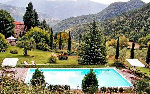 Casa Uscioli, Villa for rent in Acone, Tuscany