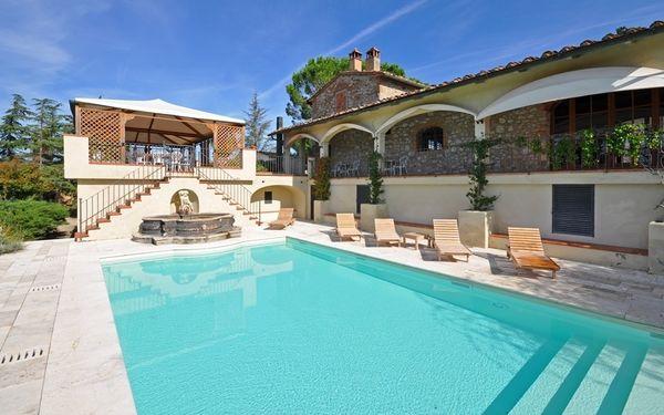 Villa Villa Guia in affitto a Montebenichi