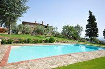 Villa Caterina, Villa for rent in Monte San Savino, Tuscany