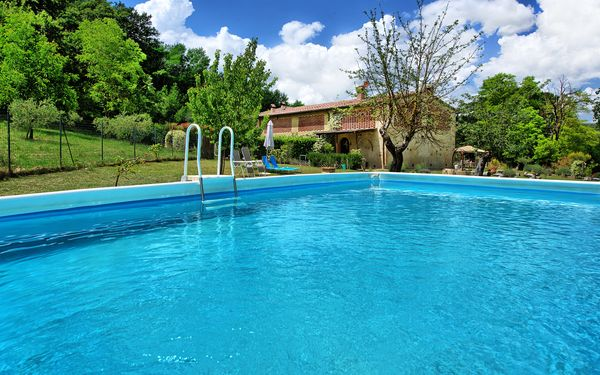 Villa Diletta, Villa for rent in San Gimignano, Tuscany