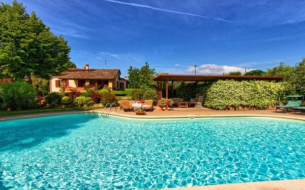 Villa San Savino, Villa for rent in Monte San Savino, Tuscany