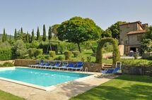 Villa Valecchie in affitto a Cortona