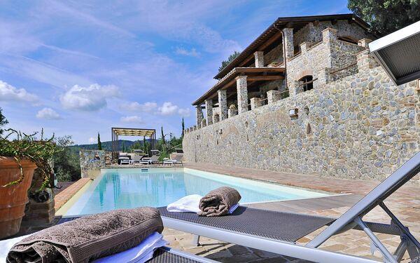Susanna, Apartment for rent in Civitella Marittima, Tuscany