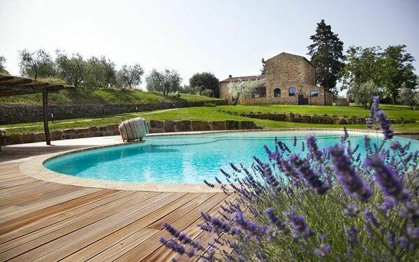 Villa Ferdinando, Тоскана, Поджибонси
