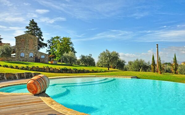 Villa Ferdinando, Villa for rent in Poggibonsi, Tuscany