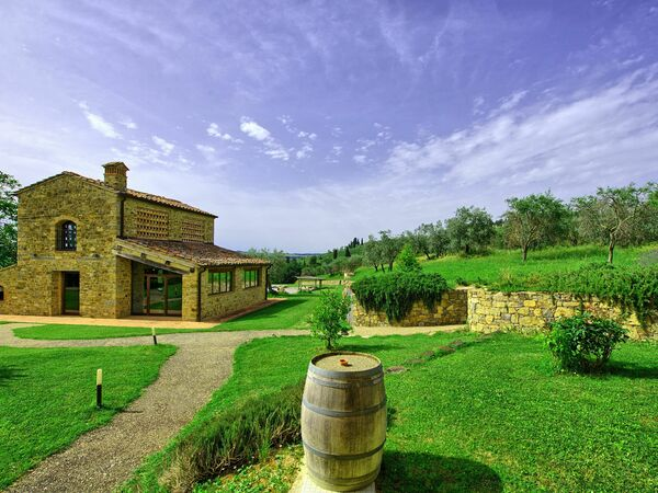Villa Ferdinando, Villa for rent in Poggibonsi, Tuscany