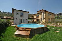 Casa Fabrizio, Villa for rent in Greve In Chianti, Tuscany
