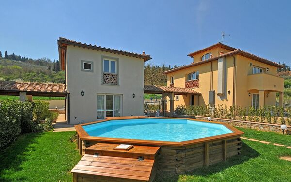 Casa Fabrizio, Villa for rent in Greve In Chianti, Tuscany